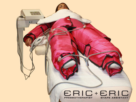 Ganzkörper Akupressurbehandlung mit ERIC®